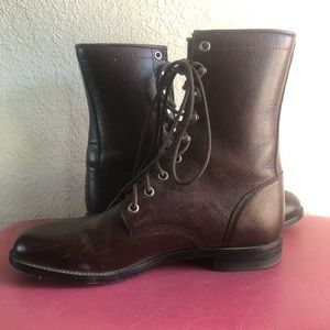 Vintage Justin Boots EUC